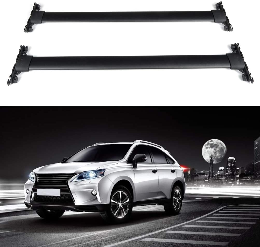 ECCPP Roof Rack New Shipping Free Shipping Crossbars quality assurance Compatible 2010-2015 Lexus for RX350