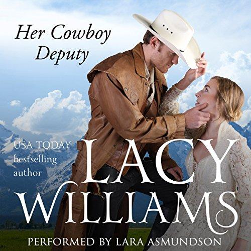 Her Cowboy Deputy audiobook cover art