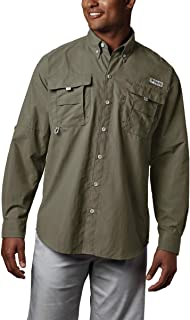 Columbia Men's PFG Bahama II Long Sleeve Shirt - Big