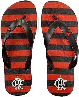 Chinelo Flamengo Manto 1 Preto/Preto 2019