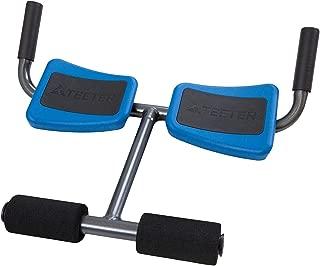Teeter P2 Back Stretcher, Black/Blue