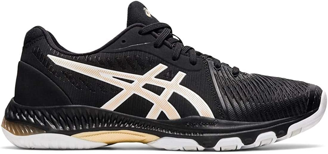 ASICS Men's Netburner Ballistic Volleyball FF Shoes New mail order Fees free 2