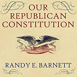Our Republican Constitution cover art