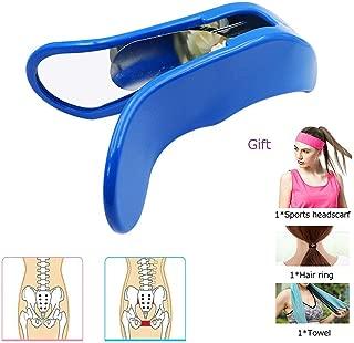 ヒップトレーナー、骨盤底筋内側トレーナー内側太ももエクササイザーヒップマッスルトレーナー膀胱コントローラー補正美しいBut部膀胱、体力トレーナー体型ツール