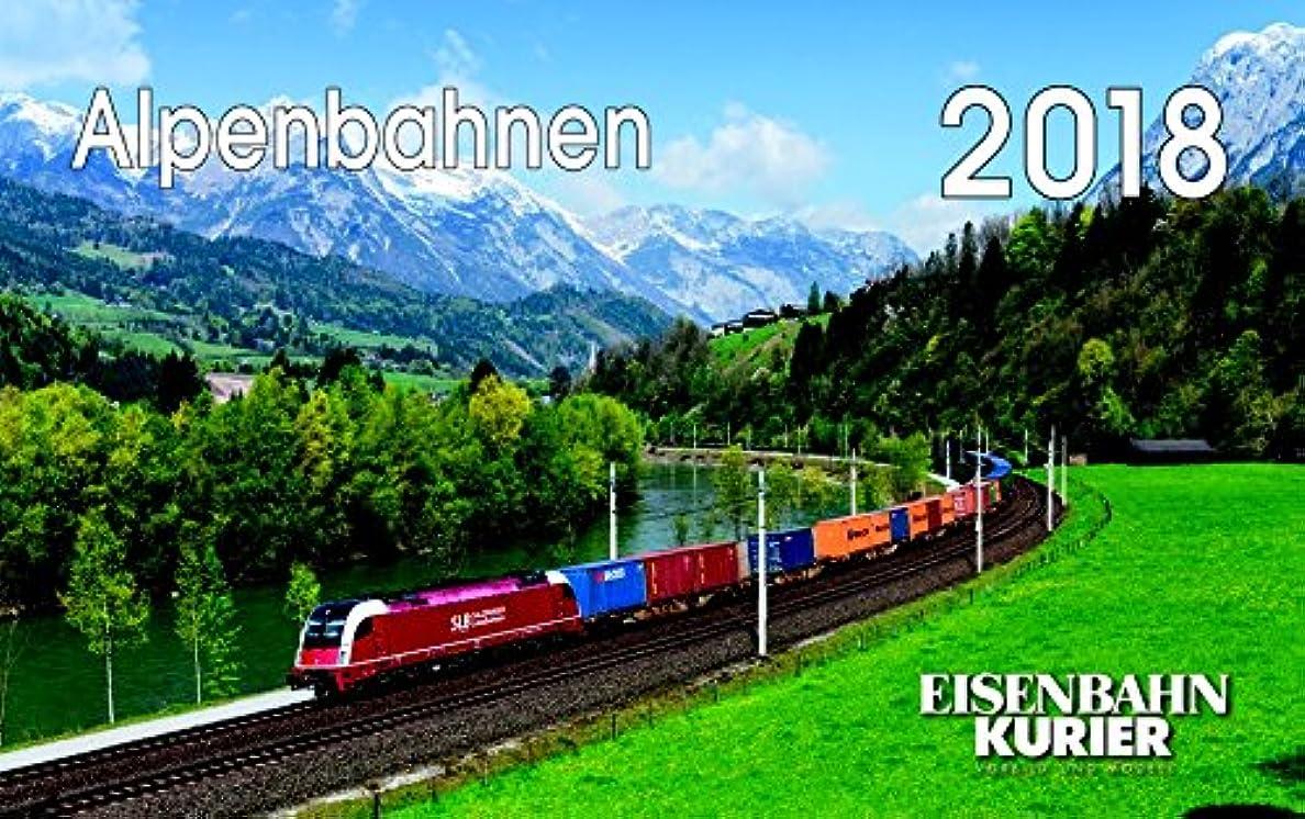 褐色品サポートAlpenbahnen 2018