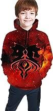 Soft Phoenix_Aphmau-Aaron Sweatshirts Hoodies for Teens Girls Boys Hoody Hooded with Pockets Tops