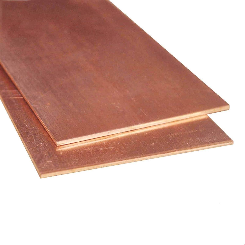 IINSSDJ Copper Pad Heatsink DIY Hardware Accessories 100x150mm Sheet Plate High Power LED Heat Sink Cooling Laptop Gaming PC Case GPU Chipset Radiators Heating Color : 3.0mm