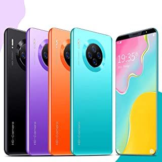 Mate36pro Camera Mobile Phone 5.8 Inch Android Unlocked Smartphone with 4GB RAM+64GB ROM 152GB Extension Dual SIM Face Rec...