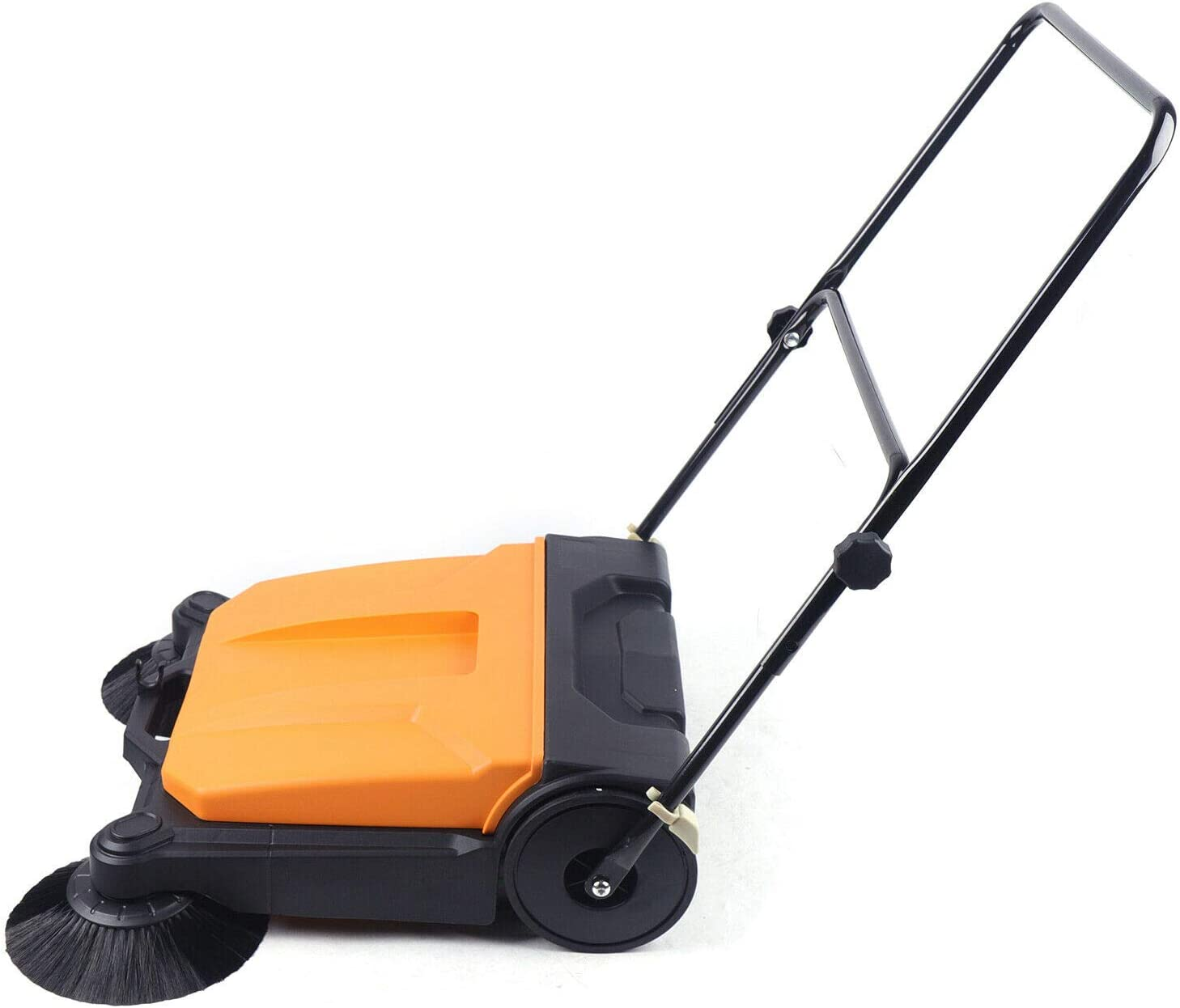 GDAE10 Hand Push Twin Sweeping Sweeper 15L Choice 26 Inch Industrial 2021 new M