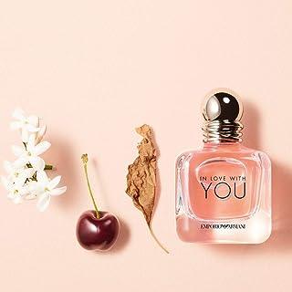 Giorgio Armani In Love With You - Agua de perfume para mujeres, 100 ml