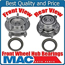 Front Left and Right Wheel Hub Bearings for Toyota Tundra 07-16 4 Wheel Drive