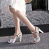 Zoom IMG-2 beiamina donna scarpe moda tacco