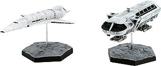 2001年宇宙の旅 オリオン号 & ムーンバス 各全長約145/87mm ABS製 塗装済み 完成品