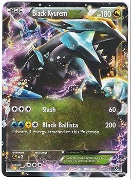 Pokemon - B&W Plasma Storm - Holofoil - Black Kyurem EX - 95/135