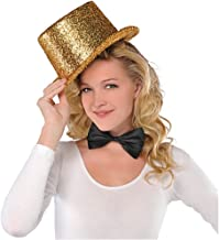 Amscan top hat gold