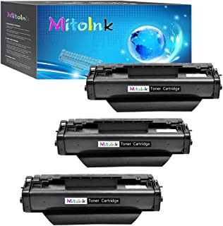 MitoInk 3 Pack Toner Cartridge Compatible for Canon Laser Class 2050 2050P Printer Black Toner Cartridge - 5,000 Pages