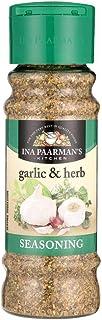 Ina Paarman Seasoning Herb & Garlic, 200ml (Pack of 1)