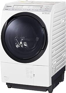 パナソニック ななめドラム洗濯乾燥機 11kg 右開き 液体洗剤・柔軟剤 自動投入 クリスタルホワイト NA-VX800AR-W
