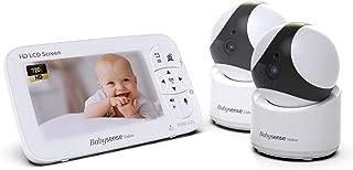 vtech pan and tilt baby monitor