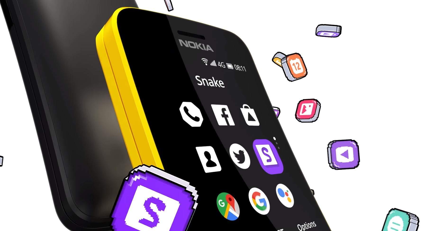 Nokia 8110 4G 2.45