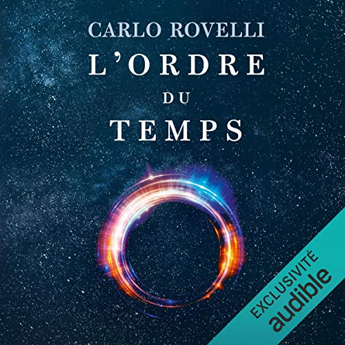 L'ordre du temps cover art