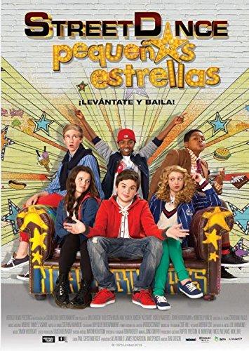 Street Dance: Pequeñas Estrellas [DVD]