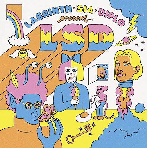 Labrinth, Sia & Diplo Present… LSD