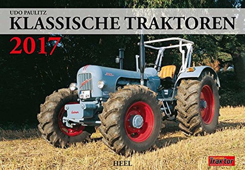 カウンタコンソール温度Klassische Traktoren 2017