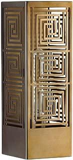 Cyan Design Allister One Light Wall Sconce Allister 1 Light Wall Sconce with Bra, Satin Brass