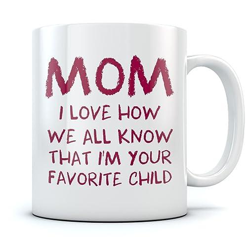 Moms Best Coffee Mug