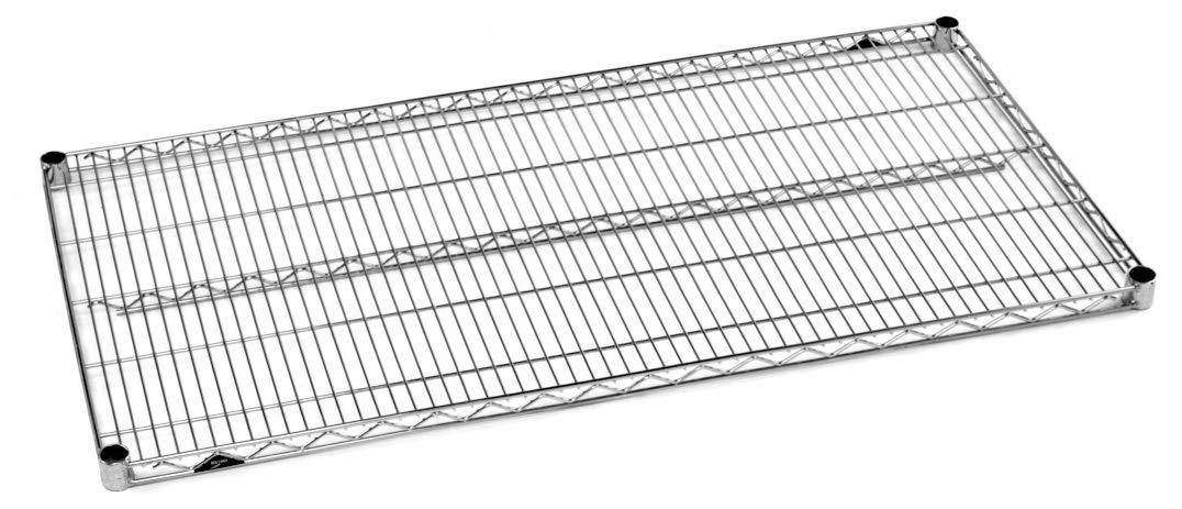 Metro 1848NC Credence Super Erecta Nickel Industrial Plated Chrome Steel Free Shipping New