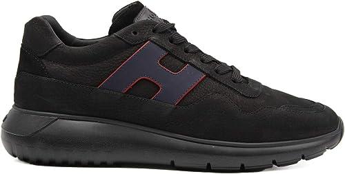 Hogan Sneaker Uomo Interactive? Nera/Blu HXM3710AM24OCN2968 40 ...