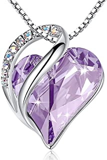 Best 2 birthstone necklace for mom Reviews