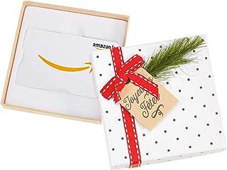 Carte cadeau Amazon.fr - Dans un coffret Houx de Noël