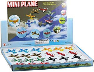 miniature diecast airplanes
