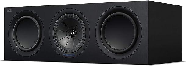 KEF Q250c Center Channel Speaker (Each, Black)