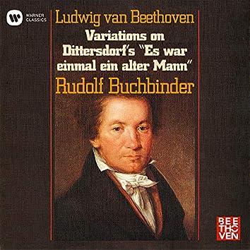 "Beethoven: 13 Variations on Dittersdorf's ""Es war einmal ein alter Mann"", WoO 66"