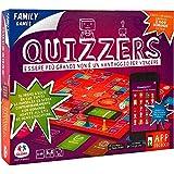 Family Games - Quizzers, juego de mesa (Globo 37921) Versión italiana