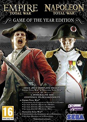 test Totaler Krieg: Imperium + Totaler Krieg: Napoleon – édition jeudel'année Deutschland
