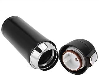 Gind Bouteille d'eau Thermos sous Vide de 350 ML, Thermos en Acier Inoxydable isolés au thé de café scellé étanche, pour L...