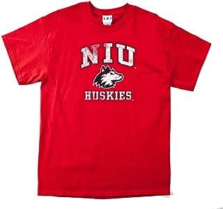 NCAA Mens 100% Pre-Shrunk Short Sleeve