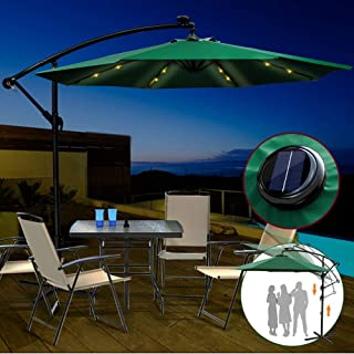 Best garden umbrella green Reviews