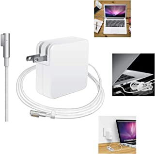 60W MagSafe 1 L-tip Power Adapter-for MacBook & MacBook Air & MacBook Pro Charger, (Compatible with, 60W, Great Replacement for All Mac Notebook 11 13 15 17inch