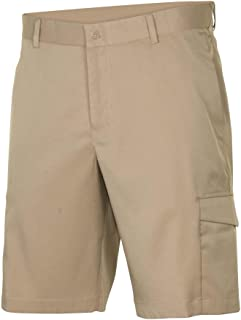 Flex Standard-Fit Cargo Men's Golf Shorts
