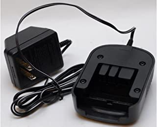 Black and Decker Cargador multivoltaje para baterías deslizantes de 9,6voltios hasta 18voltios