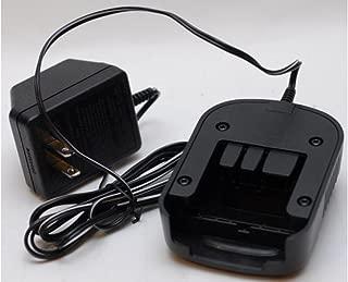 Black and Decker Multi-Volt Charger for 9.6 Volt Thru 18 Volt Slide Pack Batteries