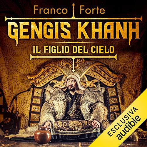 Gengis Khan. Il figlio del cielo copertina