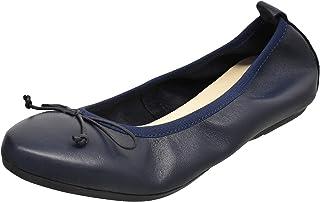 Euro Comfort Made in Europe Casual Fashion Women's Italian Slip On Ballerina Flat Shoes