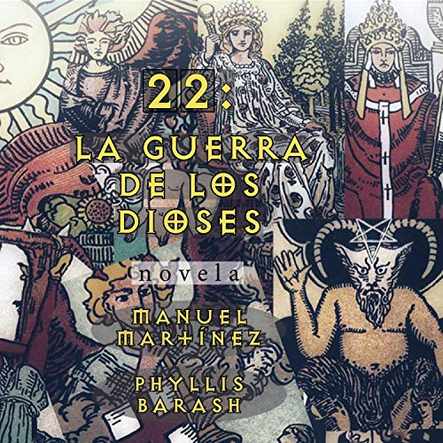 22: La Guerra de los Dioses [22: The War of the Gods] cover art