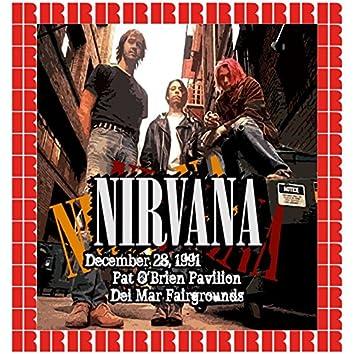 Pat O'Brien Pavilion, Del Mar, Ca. December 28, 1991 (Hd Remastered Edition)